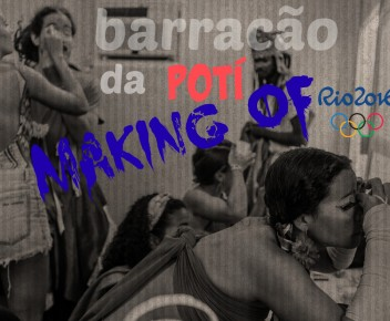 making off Barracão da Potí